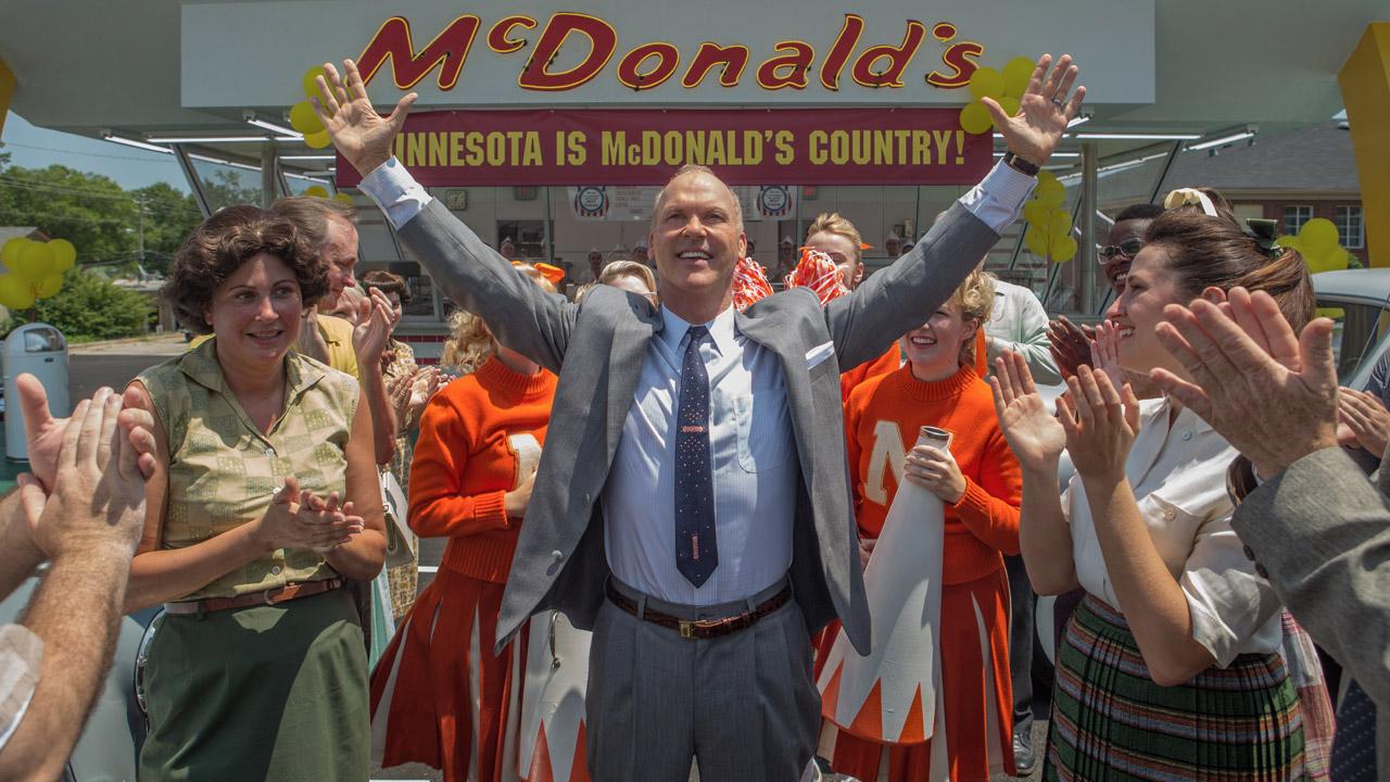 In foto Michael Keaton (70 anni) Dall'articolo: The Founder, finalmente sul podio del box office.