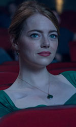 In foto Emma Stone (33 anni) Dall'articolo: La La Land, la strada verso l'Oscar passa dalla nostalgia?.