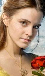 In foto Emma Watson (28 anni) Dall'articolo: La bella e la bestia, i character poster.