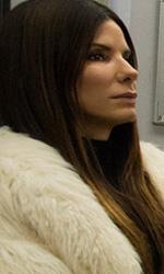 In foto Sandra Bullock (56 anni) Dall'articolo: Ocean's Eight, la prima foto ufficiale.