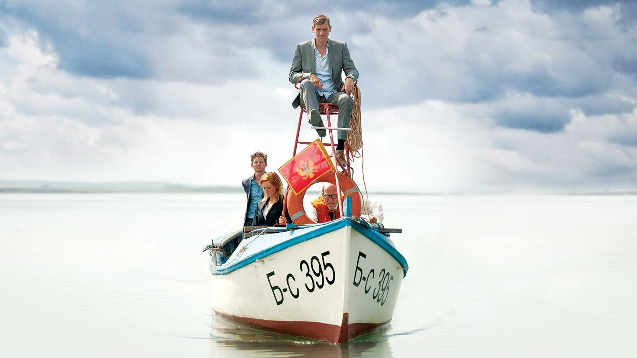 In foto Peter Van den Begin (57 anni) Dall'articolo: Un re allo sbando, guarda l'inizio del film.