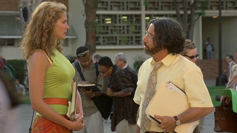 In foto una scena del film Erin Brockovich. -  Dall'articolo: Davide vs Golia: le sfide impossibili raccontate al cinema.