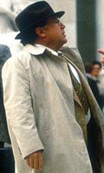 In foto una scena del film L'uomo della pioggia. -  Dall'articolo: Davide vs Golia: le sfide impossibili raccontate al cinema.