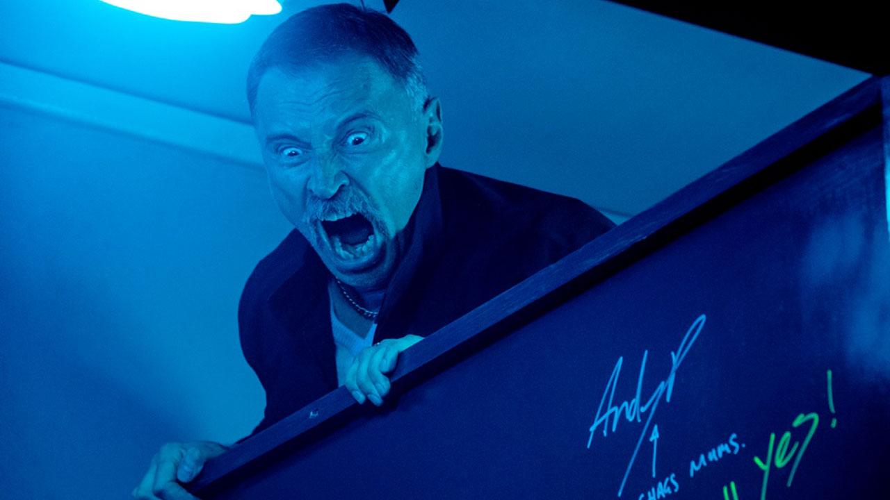 In foto Robert Carlyle (59 anni) Dall'articolo: T2 Trainspotting, il motion poster del film di Danny Boyle.