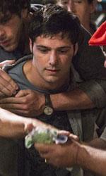 In foto Filippo Scicchitano (25 anni) Dall'articolo: Non è un paese per giovani, il poster del film.