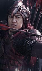 In foto una scena del film The Great Wall. -  Dall'articolo: The Great Wall, la Cina (ri)scopre il cinema d'avventura.