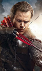 In foto Matt Damon (50 anni) Dall'articolo: The Great Wall, la Cina (ri)scopre il cinema d'avventura.