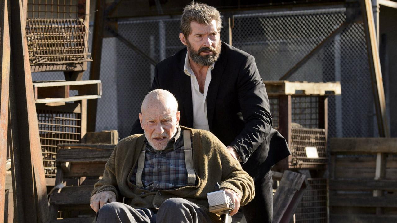 In foto Hugh Jackman (52 anni) Dall'articolo: Logan e Trainspotting senza rivali al box office.