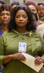 In foto Octavia Spencer (47 anni) Dall'articolo: Il diritto di contare esordisce al quarto posto per la festa della donna.