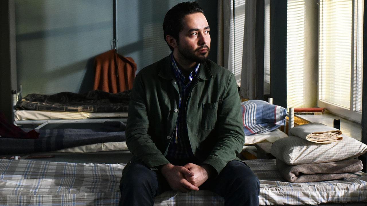 In foto Sherwan Haji Dall'articolo: L'altro volto della speranza, il trailer del film premiato a Berlino.