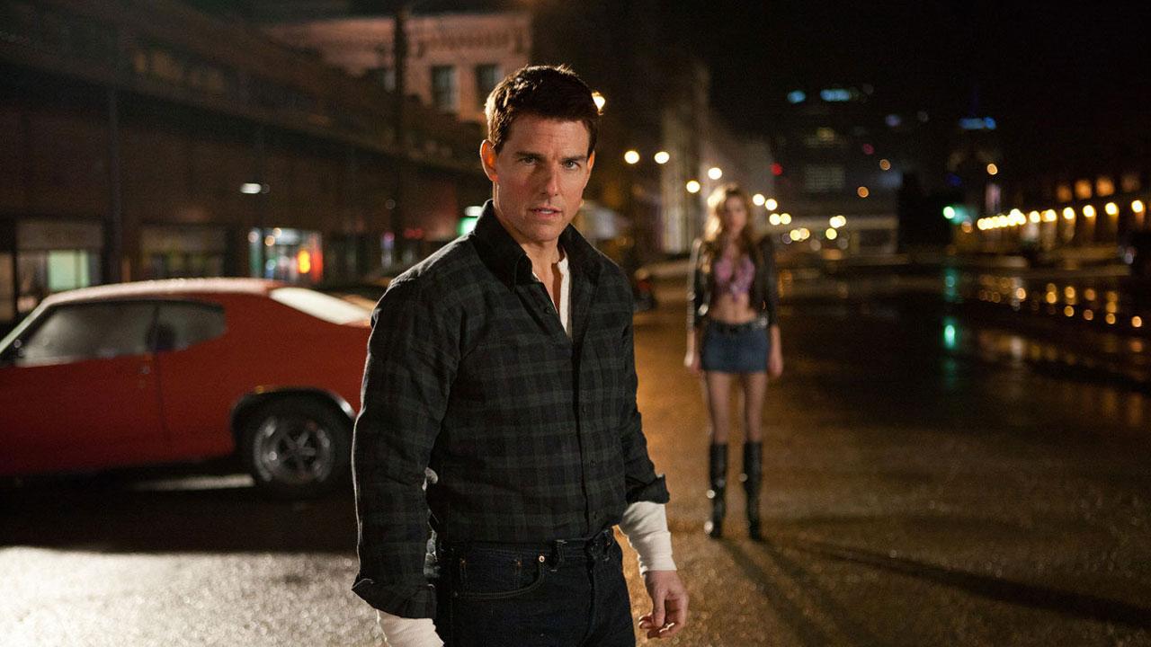 In foto Tom Cruise (57 anni) Dall'articolo: Jack Reacher - La prova decisiva, il film stasera in tv.