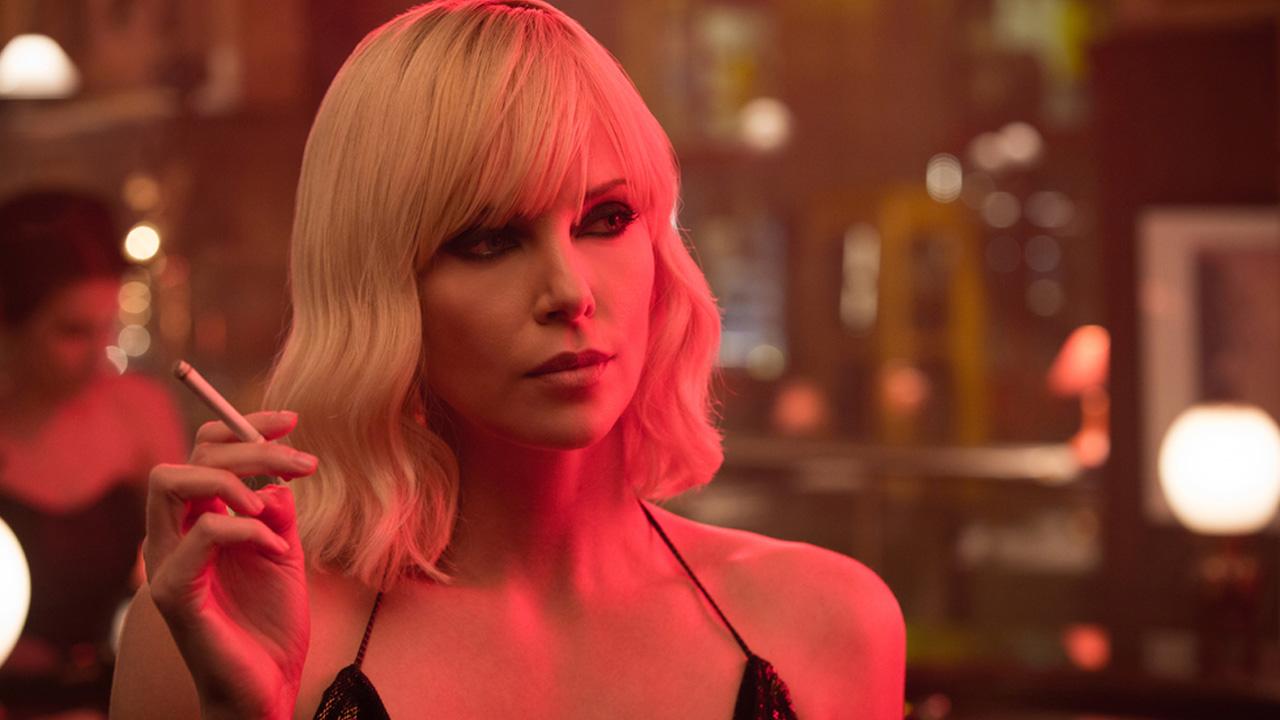 In foto Charlize Theron (46 anni) Dall'articolo: Atomica bionda, il trailer italiano.
