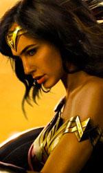 In foto Gal Gadot (33 anni) Dall'articolo: Wonder Woman, il trailer italiano ufficiale.