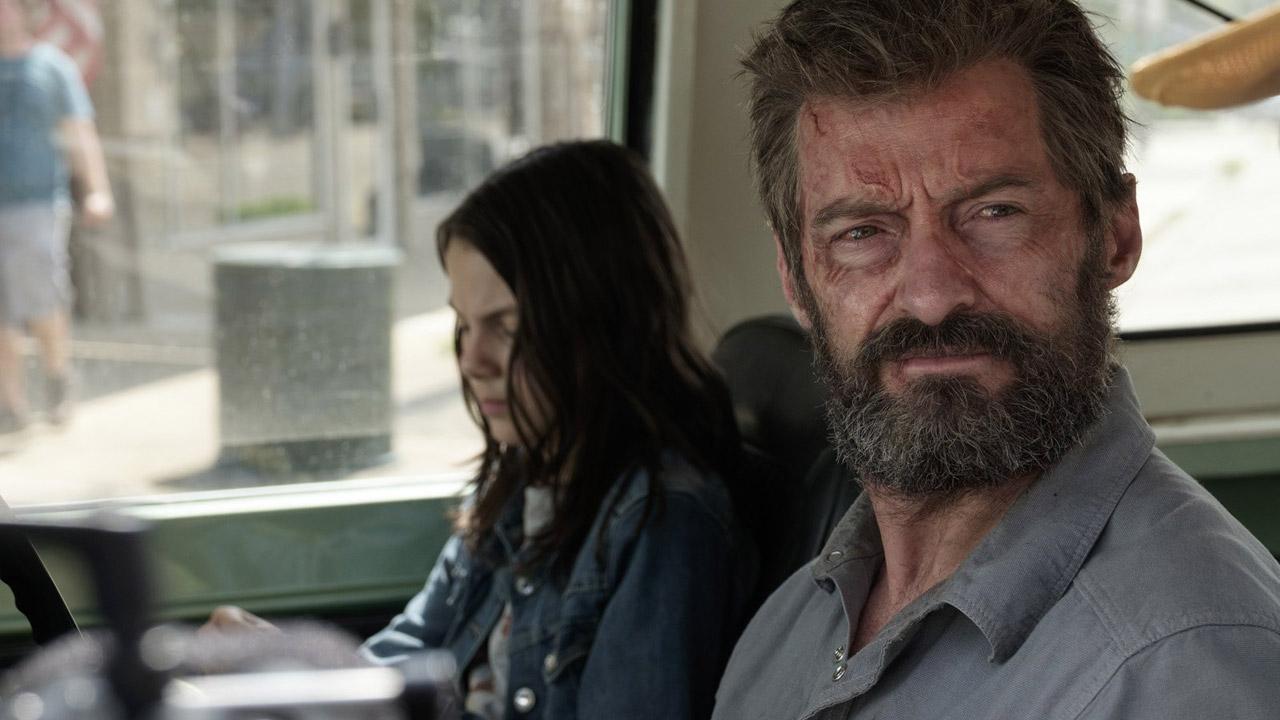 In foto Hugh Jackman (52 anni) Dall'articolo: Logan punta ai 5 milioni entro la fine della settimana.
