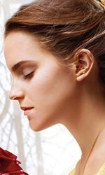 In foto Emma Watson (28 anni) Dall'articolo: La bella e la bestia esordisce al box office con oltre 800mila euro.