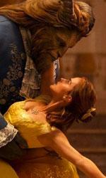 In foto Emma Watson (28 anni) Dall'articolo: Per la bella e la bestia un sabato eccezionale al box office.