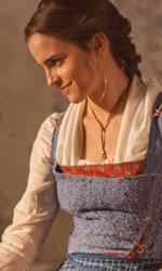 In foto Emma Watson (28 anni) Dall'articolo: La bella e la bestia è il miglior esordio dell'anno.