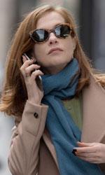 In foto una scena del film Elle. -  Dall'articolo: Elle: femminile dominante.