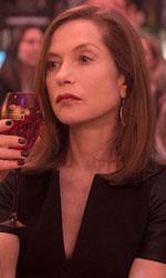 In foto Isabelle Huppert (65 anni) Dall'articolo: Elle: femminile dominante.