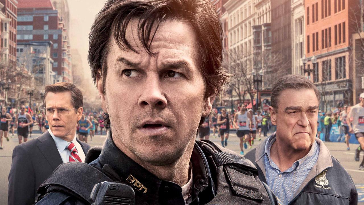 In foto Mark Wahlberg (49 anni) Dall'articolo: Boston - Caccia all'uomo, il trailer italiano.