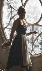 In foto Emma Watson (28 anni) Dall'articolo: La Bella e la Bestia si avvia ad essere il miglior incasso di stagione.