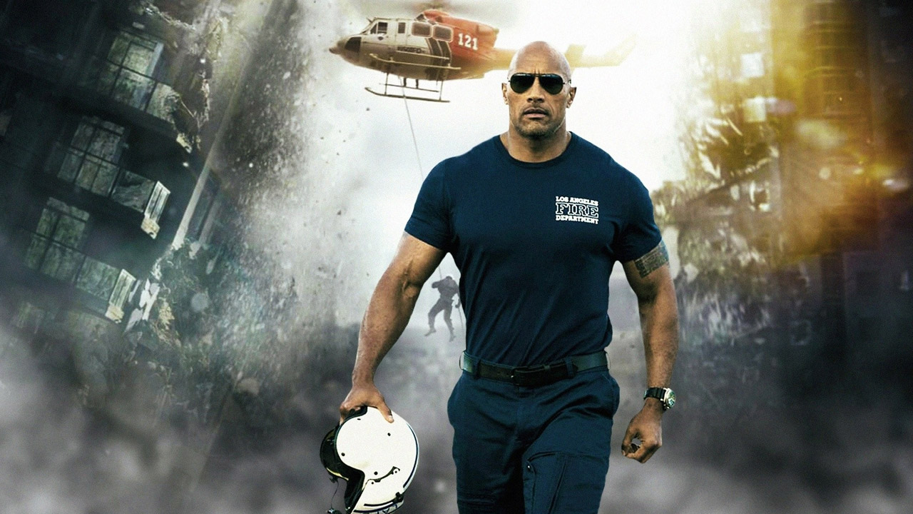 In foto Dwayne Johnson (48 anni) Dall'articolo: San Andreas, il film stasera in tv su Canale 5.