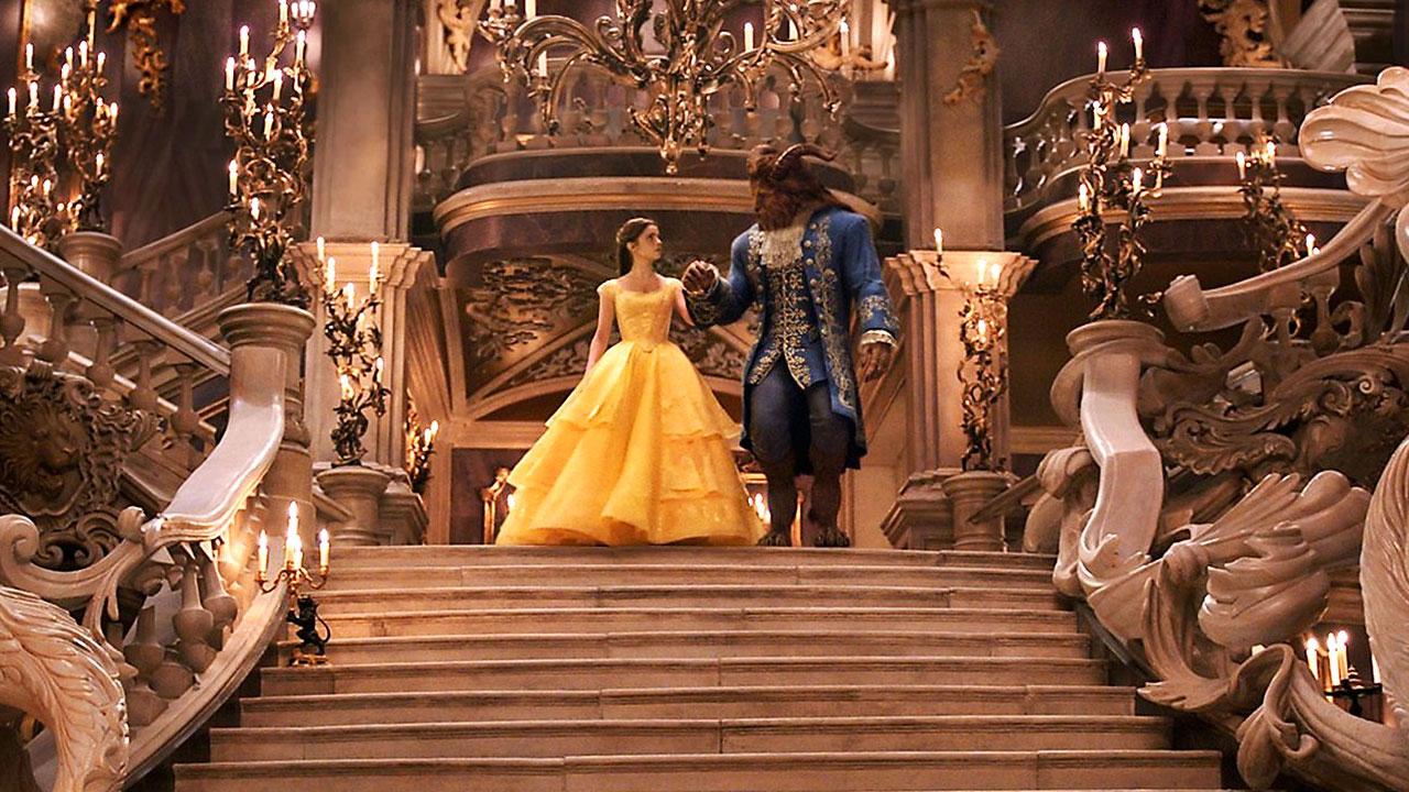La bella e la bestia sta per diventare il primo film for Il film della cabina 2017