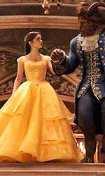 In foto Emma Watson (28 anni) Dall'articolo: La Bella e la Bestia sta per diventare il primo film miliardario del 2017.