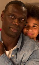 In foto Omar Sy (42 anni) Dall'articolo: La magia di essere padri. 7 film cult sulla paternità.