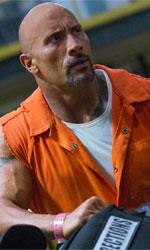 In foto Dwayne Johnson (46 anni) Dall'articolo: Fast & Furious 8: miglior esordio di sempre in 11 paesi.