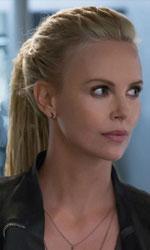 In foto Charlize Theron (43 anni) Dall'articolo: Fast & Furious 8: miglior film occidentale in Asia.