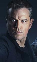 In foto Matt Damon (50 anni) Dall'articolo: Jason Bourne, il film stasera in tv su Canale 5.