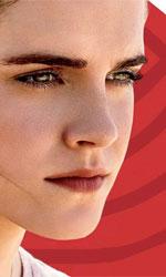 In foto Emma Watson (28 anni) Dall'articolo: The Circle, 'Il cinema insegna: siamo circondati da noi stessi'.