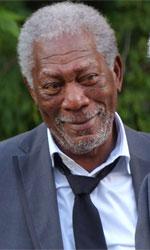 In foto Morgan Freeman (81 anni) Dall'articolo: Insospettabili sospetti, dov'è finito il sogno americano?.