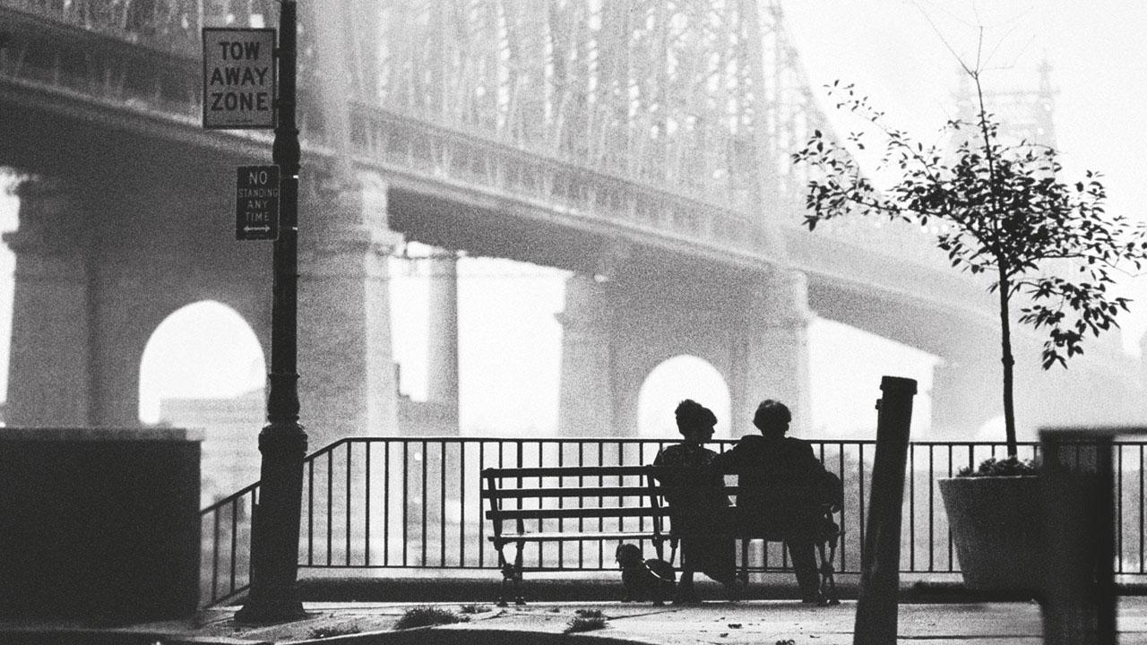 Manhattan: una dichiarazione d'amore, un monumento senza