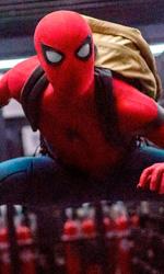 In foto Tom Holland (22 anni) Dall'articolo: Spider-Man: Homecoming, il motion poster del film.