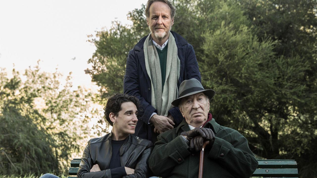 In foto Francesco Bruni (60 anni) Dall'articolo: Tutto quello che vuoi: la persistenza della memoria.