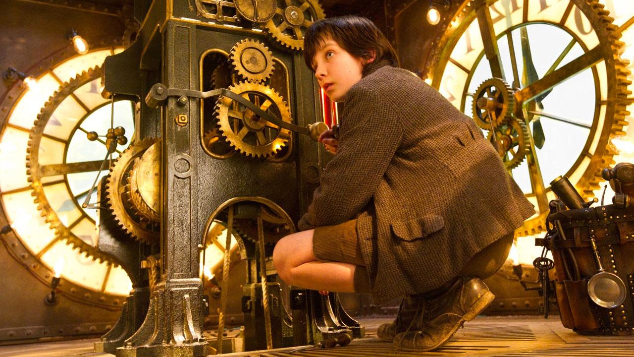 In foto Asa Butterfield (23 anni) Dall'articolo: Hugo Cabret, il film stasera in tv su Rai4.