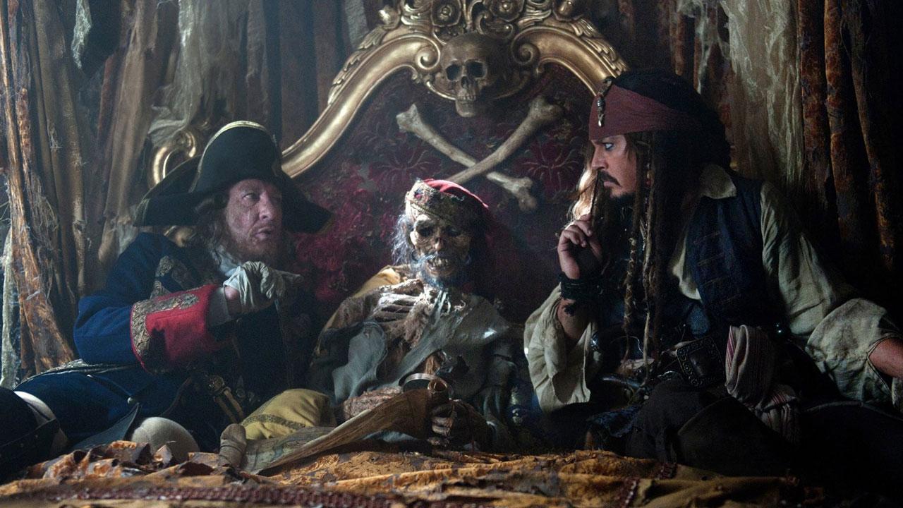 Pirati dei caraibi 5 parte fortissimo al box office for Disegni di case dei caraibi