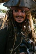 In foto Johnny Depp (57 anni) Dall'articolo: Pirati di Caraibi 5 naviga nell'oro al box office.