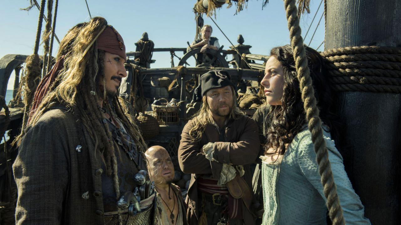-  Dall'articolo: Pirati dei Caraibi supera i 6 milioni al box office e si prepara all'assalto dei nuovi film.