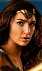 In foto Gal Gadot (33 anni) Dall'articolo: Wonder Woman, una super eroina nelle mani di una regista 'indie'.
