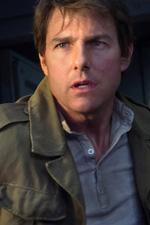 In foto Tom Cruise (56 anni) Dall'articolo: La Mummia, con soli 258mila euro primo al box office.
