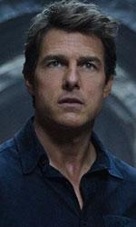 In foto Tom Cruise (56 anni) Dall'articolo: La mummia è prima al box office ma gli incassi deludono.