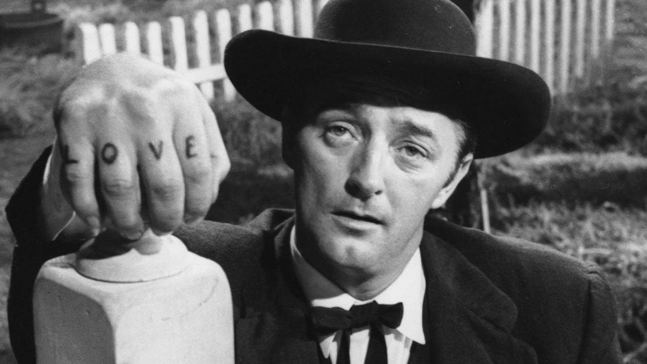 In foto Robert Mitchum Dall'articolo: Il Cinema Ritrovato ricorda il talento di Robert Mitchum.