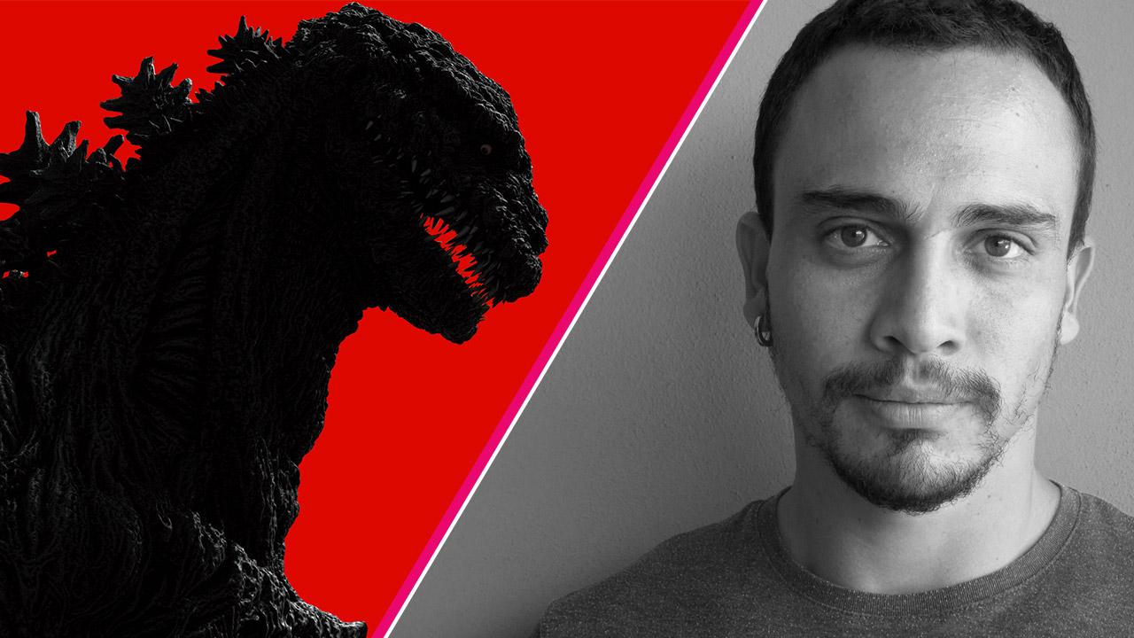 In foto Simone Liberati Dall'articolo: Shin Godzilla, la video recensione.