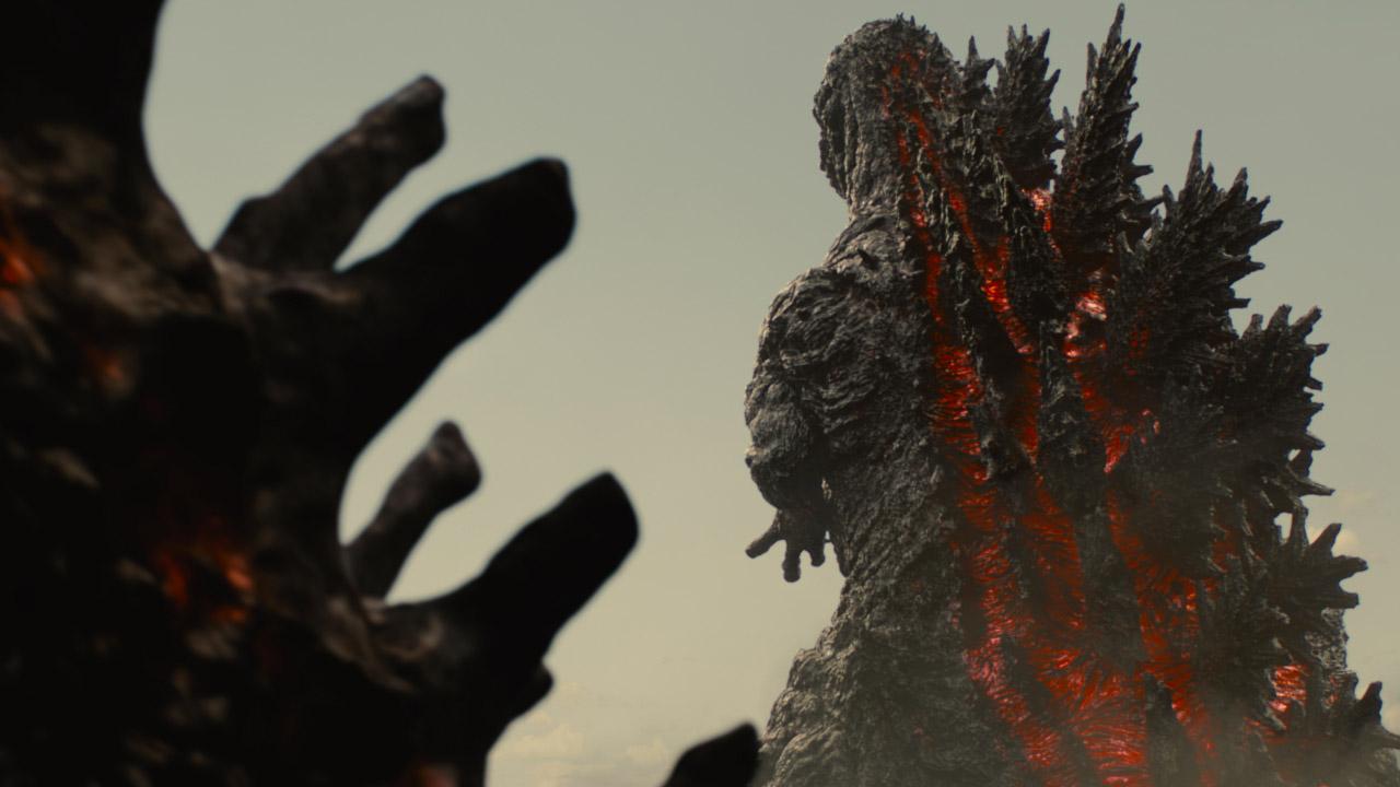 -  Dall'articolo: Shin Godzilla sale subito sul podio.