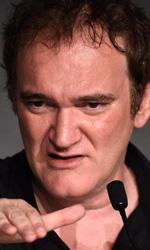 In foto Quentin Tarantino (56 anni) Dall'articolo: Tarantino lavora a un film ispirato ai brutali delitti di Charles Manson.