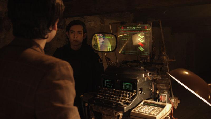 Una scena del film The Broken Key. -  Dall'articolo: The Broken Key, il teaser trailer del film.