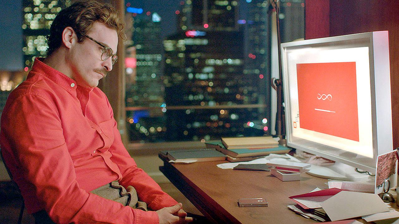 -  Dall'articolo: Lei - Her, il film stasera in TV su RAIMOVIE.